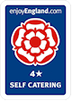 4 star self catering holiday cottages