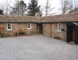 Caldbeck cottage with hot tub