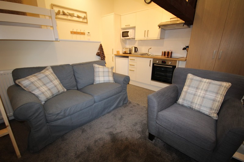 Wooden glamping lodge for 4 or 5 with hot tub in Caldbeck, North Lakes, Cumbria10