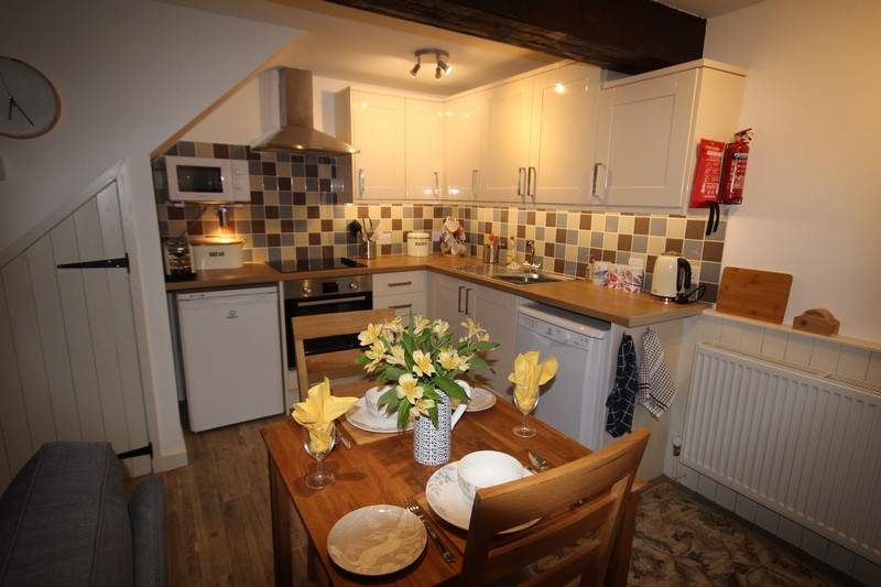 Holiday Cottage Caldbeck sleeps 2 with hot tub on Wallace Lane Farm, North Lakes2