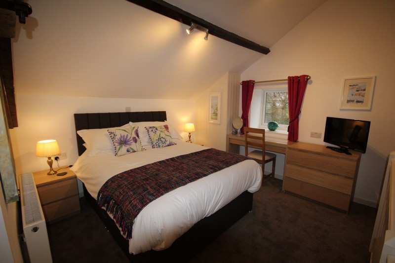 Holiday Cottage Caldbeck sleeps 2 with hot tub on Wallace Lane Farm, North Lakes3