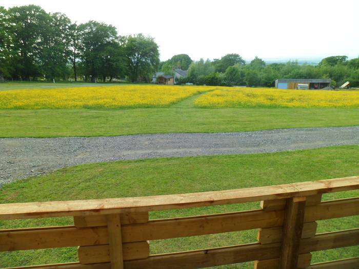 :uxury glamping in wood cabins in Caldbeck, North Lakes, Cumbria4