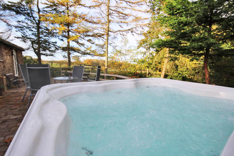 Holiday cottage Caldbeck with hot tub