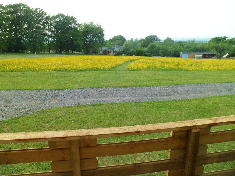 :uxury glamping with hot tub in Caldbeck, North Lakes, Cumbria0