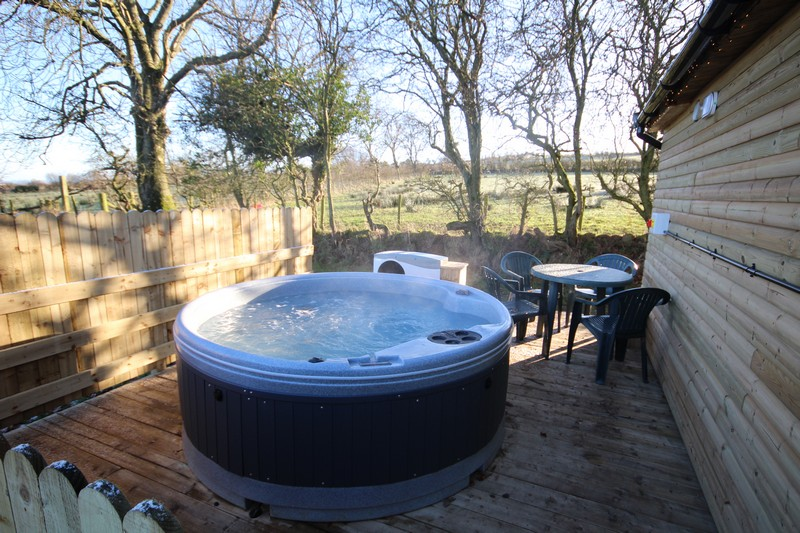 :uxury glamping with hot tub in Caldbeck, North Lakes, Cumbria4