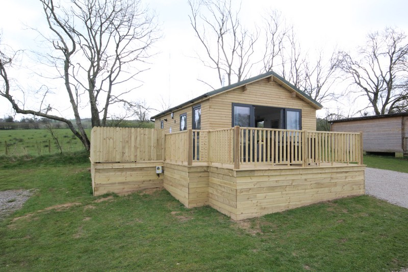 Wooden glamping lodge for 4 with hot tub in Caldbeck, North Lakes, Cumbria10
