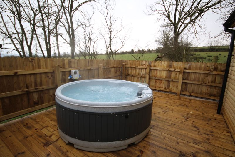 Luxury glamping with hot tub in Caldbeck, North Lakes, Cumbria1