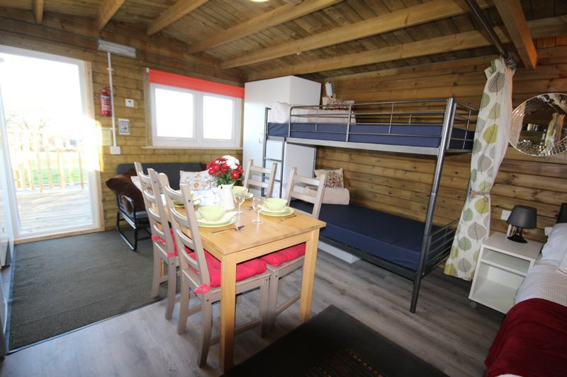 Luxury glamping with hot tub in Caldbeck, North Lakes, Cumbria3