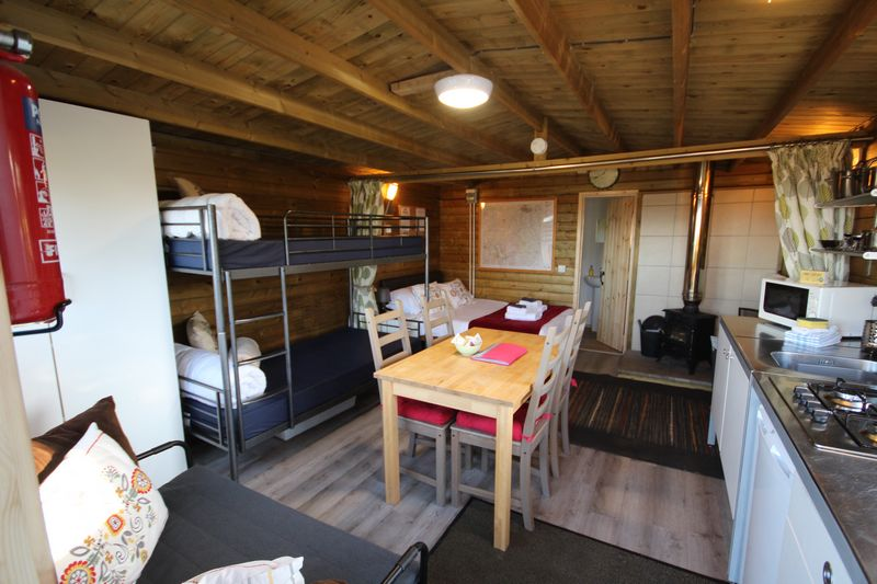 Luxury glamping with hot tub in Caldbeck, North Lakes, Cumbria4