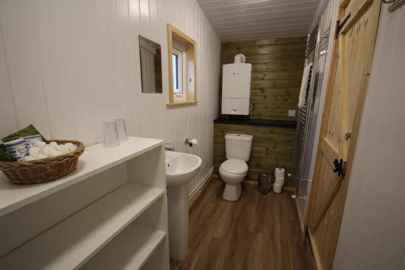 Luxury glamping with hot tub in Caldbeck, North Lakes, Cumbria8