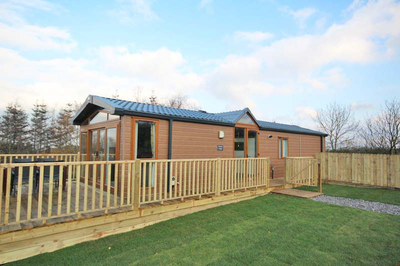 Luxury glamping lodge for 4 or 6, Caldbeck, Cumbria0