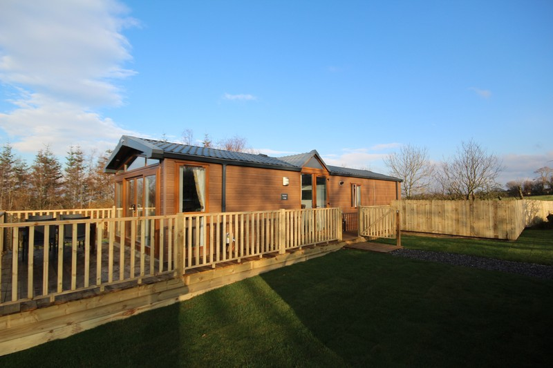 Luxury glamping lodge for 4 or 6, Caldbeck, Cumbria2
