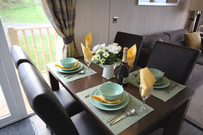 Luxury glamping lodge for 4 or 6, Caldbeck, Cumbria11