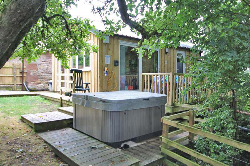 :uxury glamping in Caldbeck, North Lakes, Cumbria2