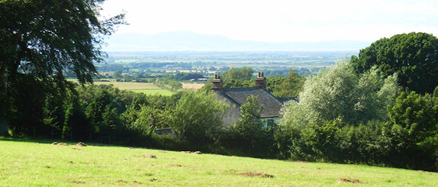 4 star self catering holiday cottages, Caldbeck, North Lakes, Cumbria