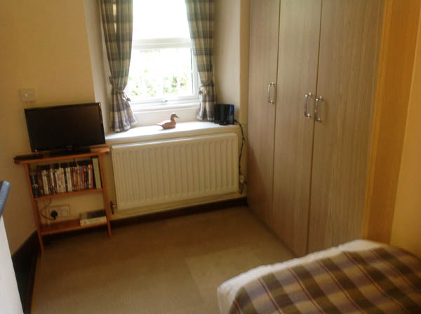 Holiday cottage bedroom 2b, Caldbeck